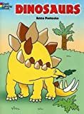 img - for Dinosaurs (Dover Coloring Books) book / textbook / text book