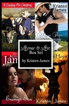 License to Love: Box Set (Contemporary Romance) by [James, Kristen]
