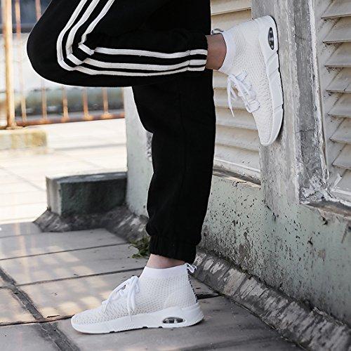 KRIMUS de 1 Zapatillas Blanco Deporte Adulto Unisex rrvxqHZ