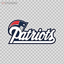 Decal New England Patriots Nfl Extra Large Stickercornhole Wall Car Car Window Jet Ski D217 8XRK2