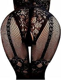 Daisland Women Sexy Lingerie Sleepwear Nightwear Fishnet...