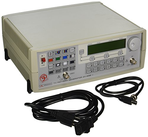 Promax GV-698+ TV Pattern Generator, 34 - 865 (Multi Format Signal Generator)