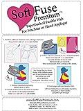 Soft Fuse Premium Paperbacked Fusible Web