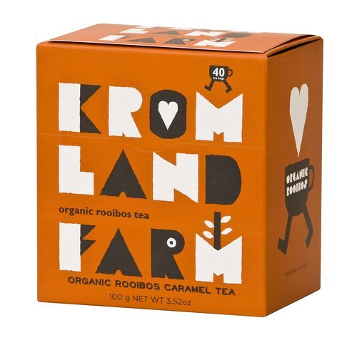 Kromland Farm 20% OFF Rooibos Caramel 40 Bag (order 6 for trade outer) by Kromland Farm
