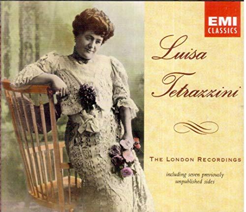 Luisa Tetrazzini: The London Recordings (Stratospheric Flight)