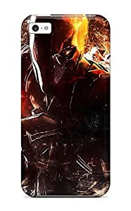 linfenglinOscar M. Gilbert's Shop 5612016K39064430 Awesome Design Deathstroke Hard Case Cover For iphone 6 plus 5.5 inch