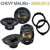 Chevy Malibu 2008-2012 Factory Speaker Upgrade Harmony R65 R69 Package New