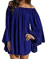Aifer Women Sexy Long Sleeve Open Front Split...