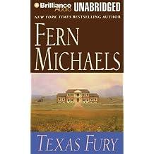 Texas Fury(Cass)(Unabr.)