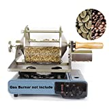 Coffee Bean Roaster Gas Coffee Roasting Machine for Home or Coffee Shop