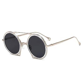 BiuTeFang Gafas de Sol Mujer Hombre Polarizadas Gafas de ...