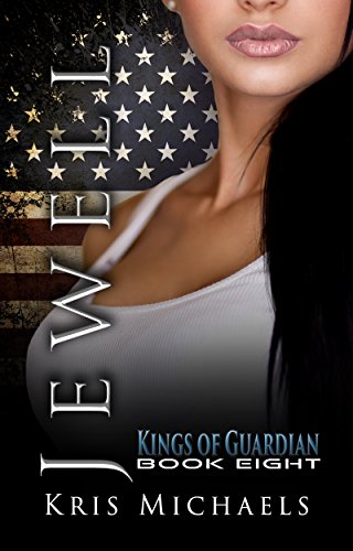 Jewell (The Kings of Guardian Book 8) cover
