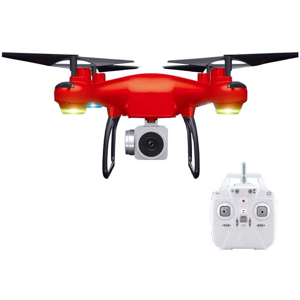 WY-Drone Quadcopter Höhenstand Headless 360 Grad Flips Rolls 6-Achsen-Gyro 2,4 GHz Fernsteuerungshubschrauber