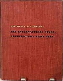International Style (architecture)