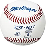 MacGregor Safe / Soft Baseball Level 5 (Ages 8-12)