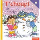 T'choupi fait un bonhomme de neige - N° 12