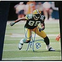$43 » Signed Greg Jennings Photo - 8x10 COA - Autographed NFL Photos