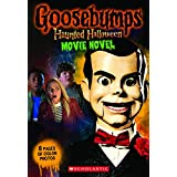 Haunted Halloween: Movie Novel (Goosebumps the Movie 2)