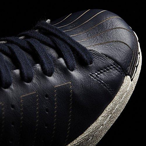 reputable site fe8a4 cbf8e ... adidas Superstar 80s Decon W, Zapatillas de Deporte para Mujer Azul  (Tinley   Tinley