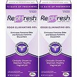 RepHresh Vaginal Gel, Odor Eliminating Gel, 4 ea
