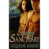 Savage Sanctuary by Jacqueline Barbary front cover