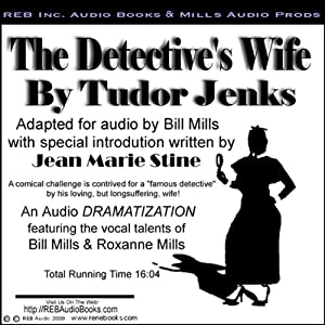 The Detective's Wife Audiobook