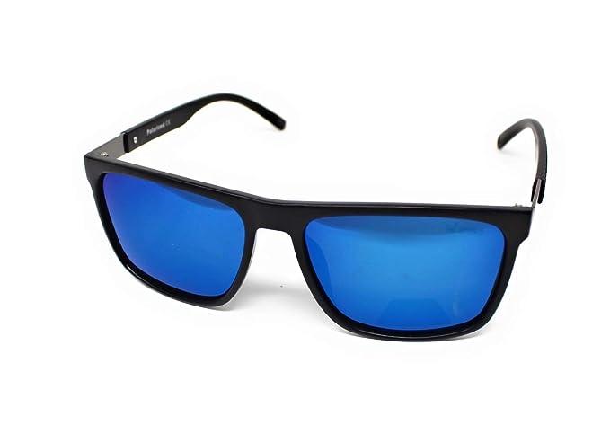 Gafas de Sol para Hombre y Mujer Polarizadas Rectangulares Con Lentes Cat.3 y Protección UV400