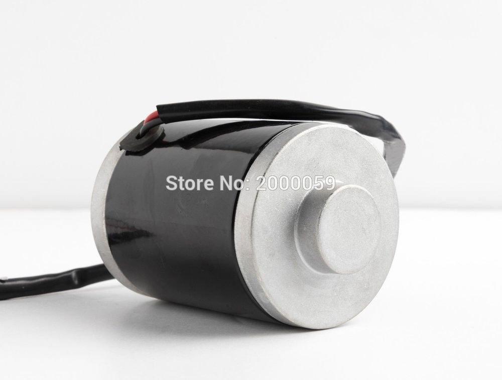 Amazon.com: 8 piezas de motor eléctrico de 24 V 150 W MY6812 ...