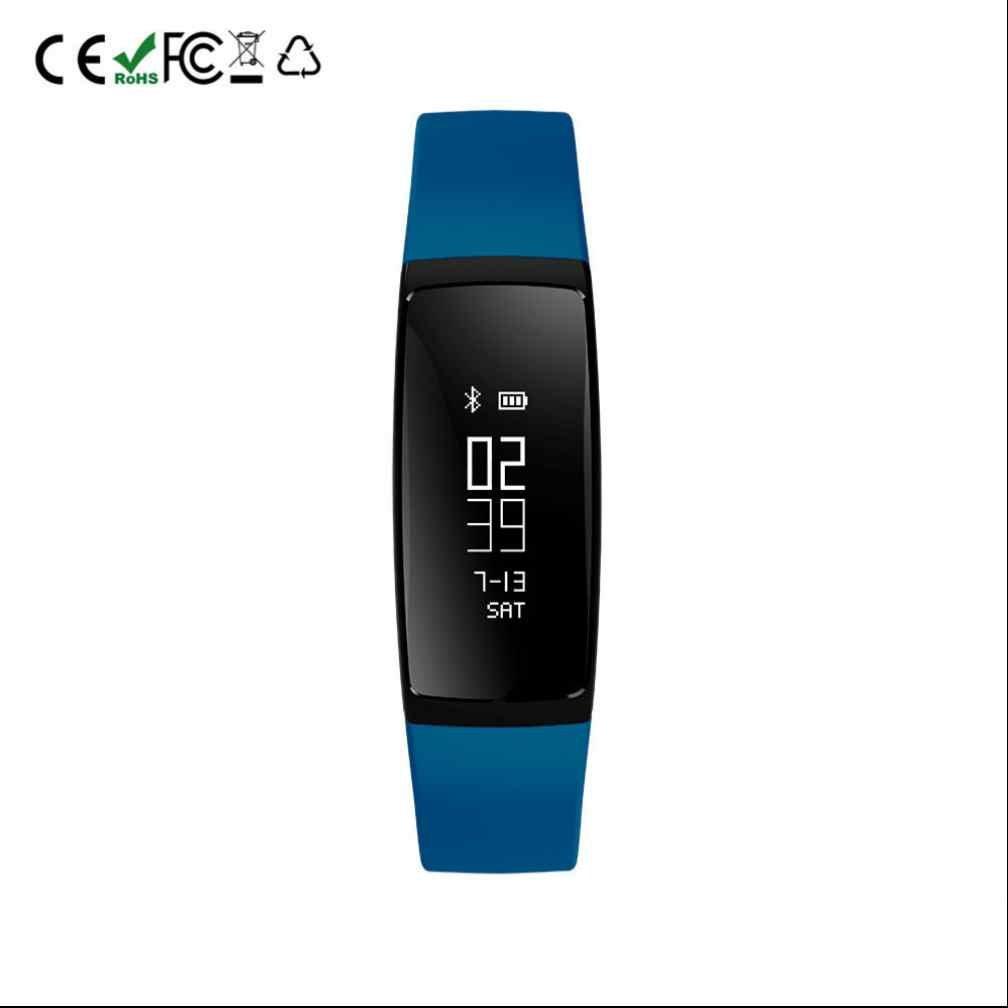 Blautooth Smart Armband Sport Armband Fitnessarmband,Anti-Telefonverlust,Herzfrequenz-Anzeige,Benachrichtigung Blautooth Sync,sport uhr smart bracelet SMS Anrufe Reminder für iPhone Samsung iOS und Android Smartphones
