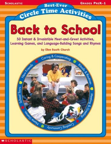 Best-ever Circle-time Activities