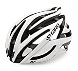 Cheap Giro Atmos II Helmet, Matte White/Black, Large/15″