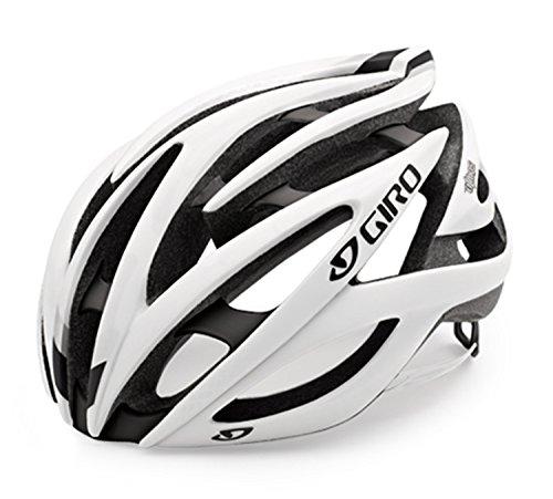 Cheap Giro Atmos II Helmet, Matte White/Black, Large/15″