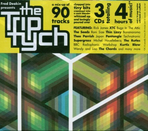 Fred Deakin - Triptych: Mixed By Fred Deakin - Amazon.com Music