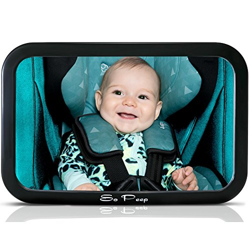 Baby Backseat Mirror for Car -
