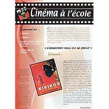 Cinéma à l'école (CDDP Finistère) - janvier 2001 - spécial Kirikou et la sorcière