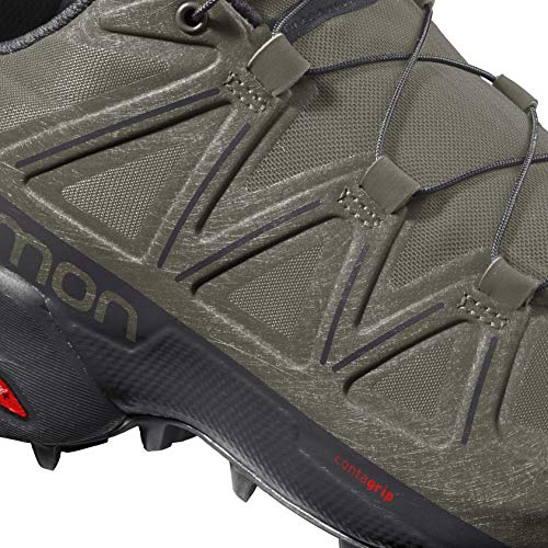 Salomon Men's Speedcross 5 Wide Trail Running