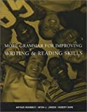More Grammar for Improving Writing and Reading Skills, Arthur Whimbey and Myra Linden, 0970907516