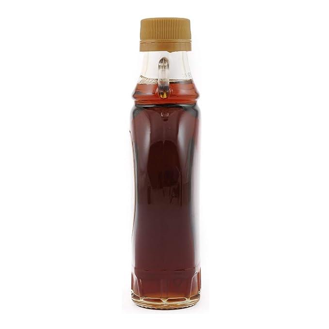 Jarabe de arce Grado A (Dark, Robust taste) - 250ml (330g) - Miel de arce - Sirope de Arce - Original maple syrup: Amazon.es: Alimentación y bebidas