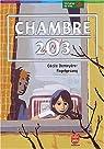 Chambre 203 par Demeyère-Fogelgesang