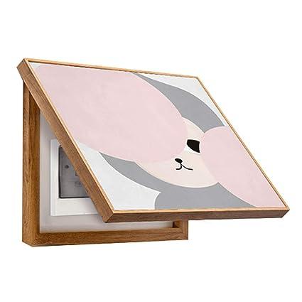 Amazon Com Qiangbi Meter Box Cover Decorative Painting Up