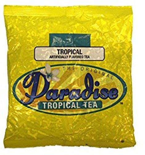 Paradise Tropical Tea, Original, 3oz Loose Tea (25 ct) (Tropical Cheesecake)