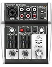 Behringer 302USB Xenyx 5 Input Mixer