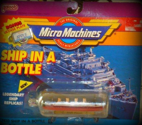 titanic ship in a bottle - 6