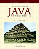 Introduction to Java Programming, Y. Daniel Liang, 0132237385
