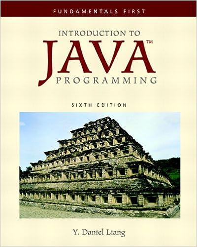 Introduction To Java Programming Y Daniel Liang Pdf