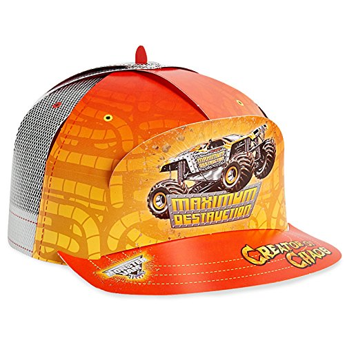BirthdayExpress Monster Jam Party Supplies - Trucker
