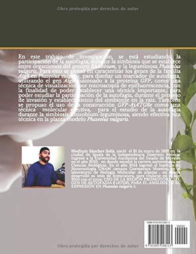 USO DE LA REGIÓN PROMOTORA DEL GEN DE AUTOFAGIA 8 ATG8 , PARA ...