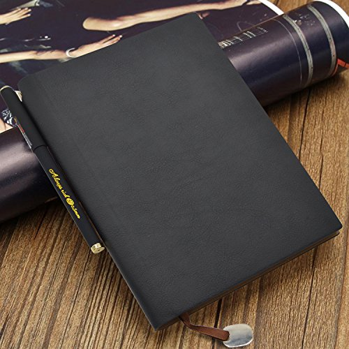 Leather Notebook izBuy Pages Mediterranean Included
