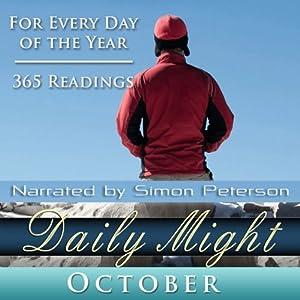 Daily Might: October Speech
