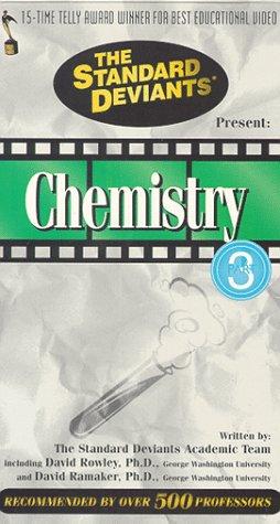 UPC 631865001637, The Standard Deviants: Chemistry, Part 3 [VHS]
